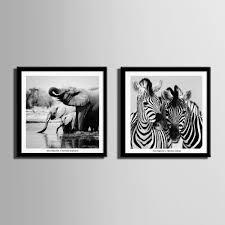online get cheap zebra print wall art aliexpress com alibaba group
