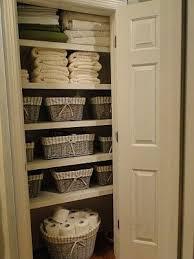 bathroom closet shelving ideas best 25 small linen closets ideas on bathroom closet