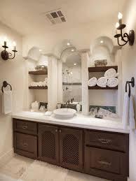bathroom wall cabinet ideas round marbled bathtub frame two oval