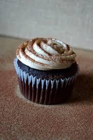 cupcake wonderful cappuccino muffins with espresso cream