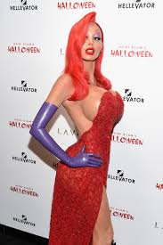 dallas tx halloween party you will never guess who dressed as jessica rabbit 100 3 jack fm