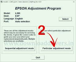 epson l360 ink pad resetter download epson l360 resetter program software tool l130 l220