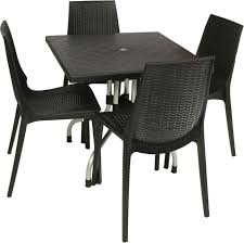 plastic round table and chairs folding table chair set india chair design ideas