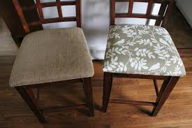 reupholster a dining room chair how to recover dining room chairs recover dining room chairs for