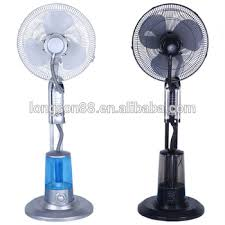 Buy Pedestal Fan 16 Inch Electric Water Spray Fan Pedestal Fan With Water Spray