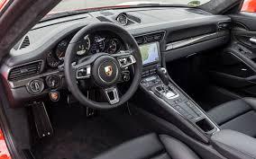 porsche 2017 interior 2017 porsche 911 targa 4s interior images car images