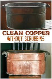 best 25 cleaning copper ideas on how to clean copper