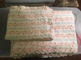 Shabby Chic Euro Shams by Simply Shabby Chic Twin Bed Quilt Euro Sham Set What U0027s It Worth