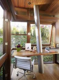 tiny house studio view from a studio in the woods spaces pinterest house art