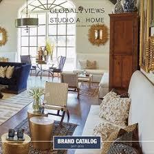 home interior company catalog studio a home a global views company catalogs