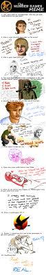 The Hunger Games Memes - the hunger games meme by selenaguardi on deviantart