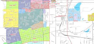 Littleton Colorado Map by Neighborhood Maps Livable Boulder