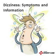 Light Headed Dizzy Nausea Dizziness Symptoms And Information