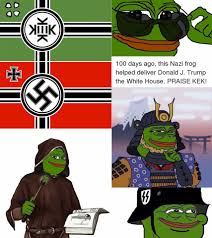 Kek Meme - explaining kek resisting hate