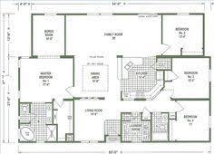 Triple Wide Floor Plans Triple Wide Mobile Home Floor Plans We Offer A Complete Service