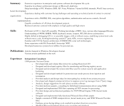 sle resume format for experienced software engineer embeded linux engineer sle resume sun certified java exle