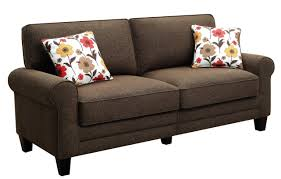 Loveseats For Small Spaces Serta At Home Serta Rta Copenhagen 73