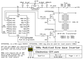 modified sine wave inverter