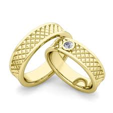 fancy wedding rings matching wedding bands diamond fancy wedding ring in 18k gold