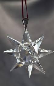 Swarovski Christmas Star Ornaments by Swarovski Xmas Stars Google Search See Through World