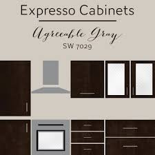 what color compliments gray cabinets the best wall colors to update stained cabinets rugh design