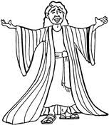 joseph son jacob coloring pages free coloring pages