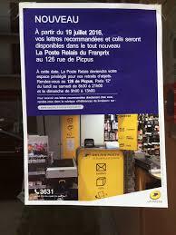 bureau de poste montparnasse les bureaux de poste du quartier en été 2017 le quartier bel air sud