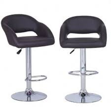 Barstool Chair Cut Out Bar Stool Foter