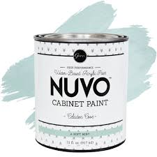 Nuvo Cabinet Paint Reviews by Nuvo Celadon Cove Cabinet Paint U2013 Giani Inc