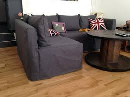 couvre canap d angle recouvrir un canapé intérieur déco for comment fabriquer une housse