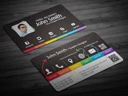 creative personal business card by malinemati on deviantart