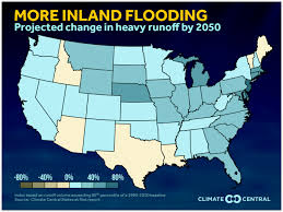 Minnesota Usa Map by Climate Craziness Of The Week A Great Flood Will Punish The