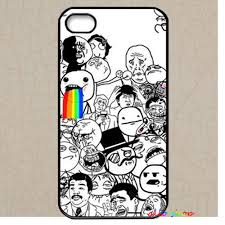 Iphone 5s Meme - meme comic character fashion original cell phone case cover for
