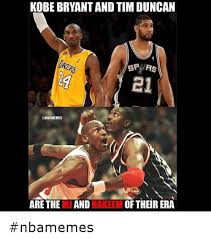 Tim Duncan Meme - kobe bryantand tim duncan sp 21 anbamemes are the muand of their