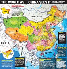 Map Of Europe 1800 by China Unveils Map Annexing Indian Territory On 60th Anniversary Of
