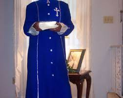 joshua 7 clergy robes