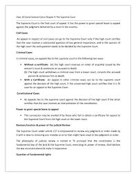 icse 10 civics notes simplebooklet com
