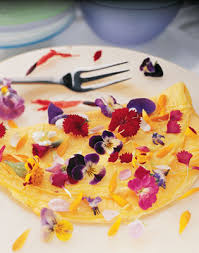 edible flower garnish guide to flowers
