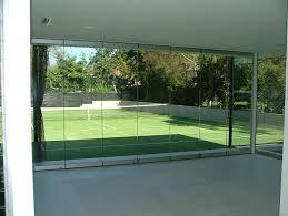 Frameless Patio Doors Mesmerizing Frameless Glass Front Door Contemporary Ideas House