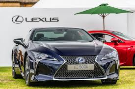 lexus hybrid 2016 lexus at salon privé 2016 lexus