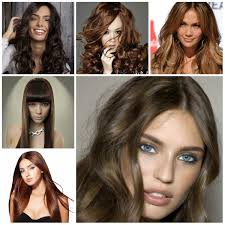 Trendy Colors 2017 2016 Trendy Brown Hair Colors 2017 Haircuts Hairstyles And Hair