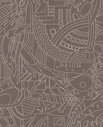 Download Brown Wallpaper Designs Gallery - Designer home wallpaper