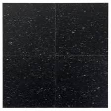 imperial texture black vinyl composition tile vct 51910