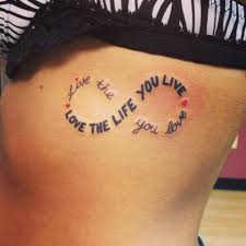 tattoo quotes about living life 15 short quotes about life and love tattoos
