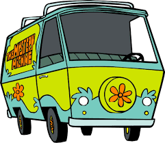 mystery machine van coloring pages coloring pages ideas