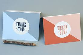 made cool thank you cards creation self writting sle