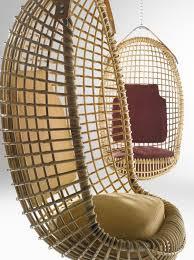 original design hanging chair rattan outdoor eureka by
