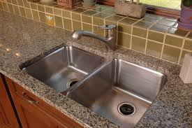 The Most Popular Kitchen Sinks - Brushed stainless steel kitchen sinks