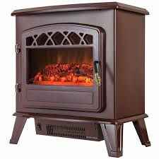 20 u2033 red color 1500w adjustable freestanding electric fireplace