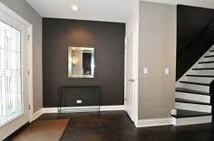 i love these dark hardwood floors and the contrast w area rug